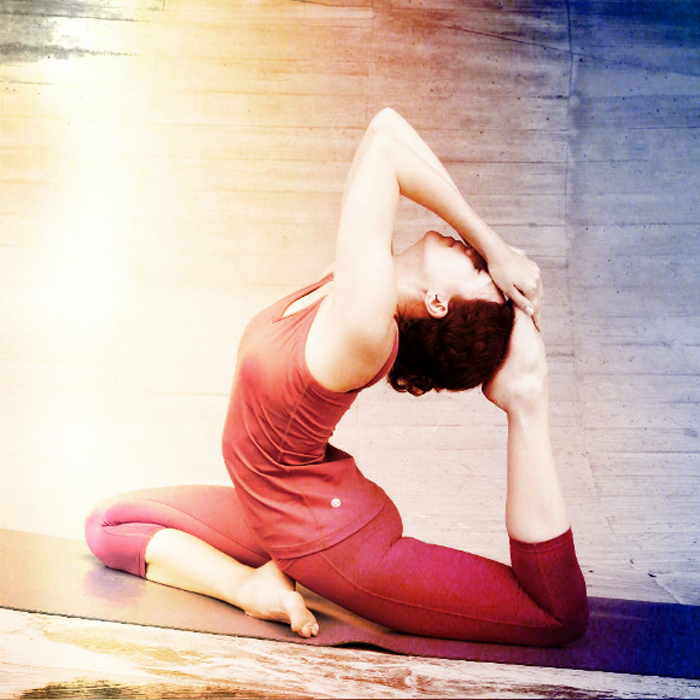 Yoga, c'est beau !