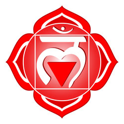Le premier chakra  Muladhara