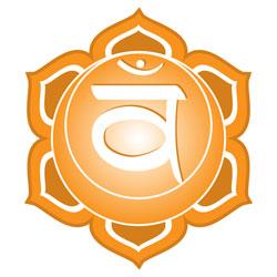 Le deuxième chakra  Svadhistana